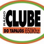 Logo da emissora Rádio Clube Tapajós 650 AM