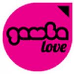 Logo da emissora Radio Gamba Love