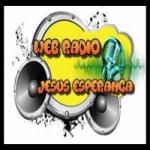 Logo da emissora Rádio Jesus Esperança