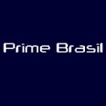Logo da emissora Prime Brasil