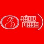 Logo da emissora Rádio Maria Barretos