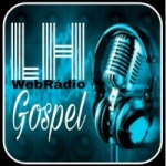 Logo da emissora lh Web Rádio