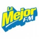 Logo da emissora La Mejor FM 93.7