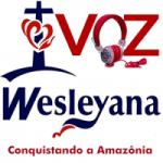 Logo da emissora Rádio Web Voz Wesleyana