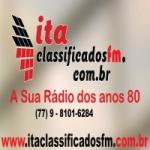 Logo da emissora Ita Classificados Fm