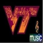 Logo da emissora VT M�sica