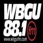 Logo da emissora WBGU 88.1 FM