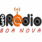 Logo da emissora Rádio Boa Nova