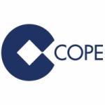 Logo da emissora Radio Cadena Cope 101.2 FM Pamplona