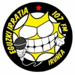 Logo da emissora Radio Eguzki Irratia 107.0 FM