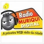 Logo da emissora Rádio Muriqui Digital