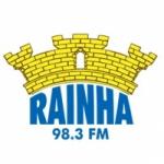 Logo da emissora R�dio Rainha 98.3 FM