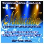 Logo da emissora R�dio Musicalia FM SP