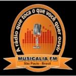 Logo da emissora Rádio Musicalia FM SP