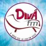 Logo da emissora Divã FM