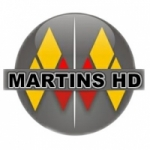 Logo da emissora Rádio Martins HD