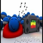 Logo da emissora Rádio Alagoas FM