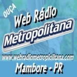 Logo da emissora Web R�dio Metropolitana
