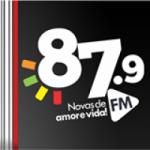 Logo da emissora Rádio Pimenta Bueno 87.9 FM