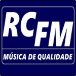 Logo da emissora RC FM