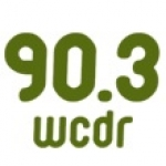 Logo da emissora WCDR 90.3 FM