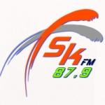 Logo da emissora Rádio Sheknah 87.9 FM