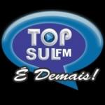 Logo da emissora Top Sul FM