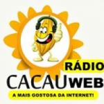 Logo da emissora R�dio Cacau Web