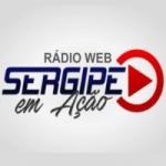 Logo da emissora Rádio Web Sergipe Em Ação