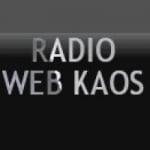 Logo da emissora Rádio Web kaos