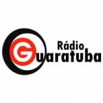Logo da emissora Rádio Guaratuba