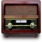 Logo da emissora Rádio Fazenda FM
