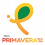 Logo da emissora Rádio Primavera 93.5 FM