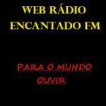 Logo da emissora Web Rádio Encantado FM