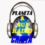 Logo da emissora Rádio Planeta Cristã