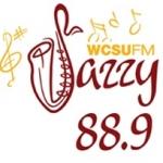 Logo da emissora WCSU 88.9 FM