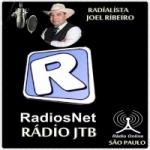 Logo da emissora Rádio JTB