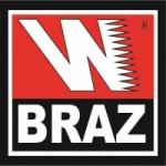 Logo da emissora Rádio W Braz