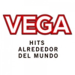Logo da emissora Radio Vega Latin Hits
