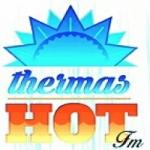Logo da emissora Thermas Hot FM