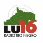 Logo da emissora Radio Rio Negro 1000 AM