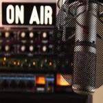 Logo da emissora Rádio Chamas de Cristo