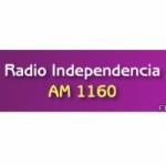 Logo da emissora Radio Independencia 1160 AM