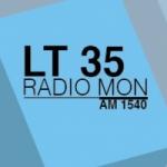Logo da emissora Radio LT 35 Mon 1540 AM
