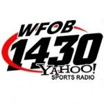 Logo da emissora WFOB 1430 AM