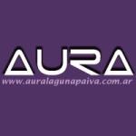 Logo da emissora Radio Aura 95.1 FM