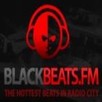 Logo da emissora Radio Black Beats FM