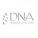 Logo da emissora DNA Radio FM