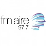 Logo da emissora Radio Aire 97.7 FM