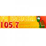Logo da emissora Radio Escucha 105.7 FM